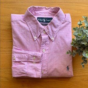 ⭐️Host Pick⭐️ Polo Ralph Lauren Men's dress shirt